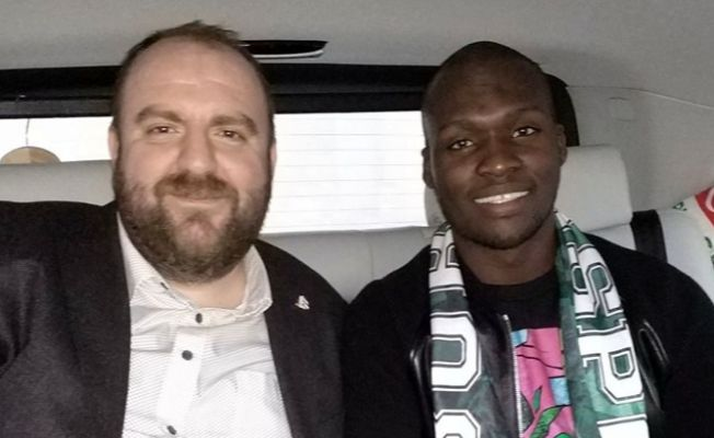 Moussa Sow Bursa'da!